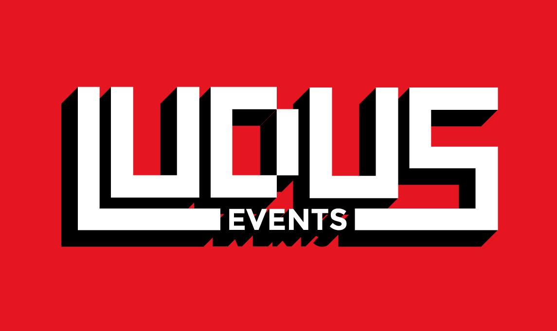Logo Ludus Events rouge